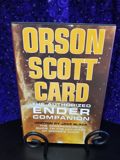 Authorized Ender Companion by Orson Scott Card