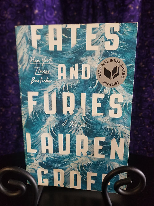 Fates and Furiea by Lauren Groff