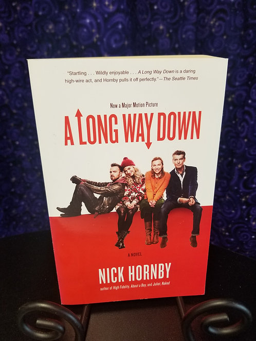 Long Way Down by Nick Hornby