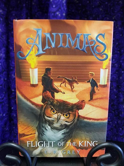 Aminas: Flight of the King by C.R. Grey