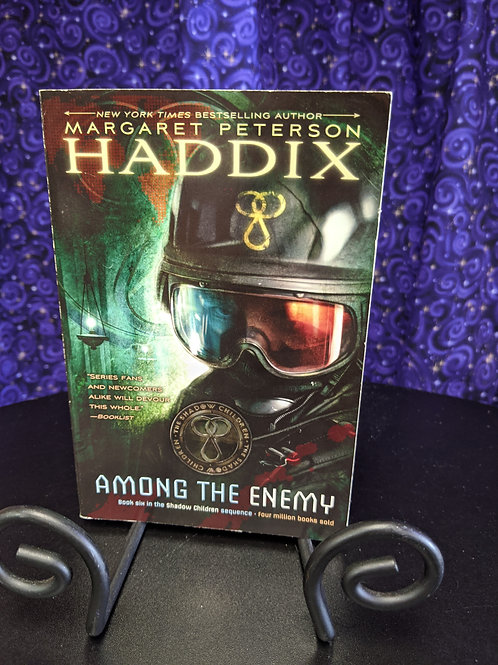 Among the Enemy by Margaret Peterson Haddix
