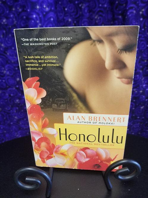 Honolulu by Alan Brennert