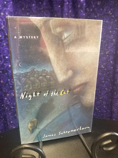 Night of the Cat by James Schermerhorn