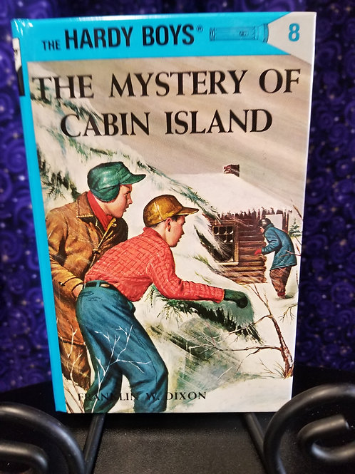 Hardy Boys: Mystery of Cabin Island