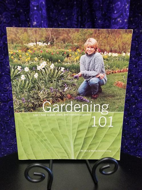 Best of Martha Stewart Living: Gardening 101
