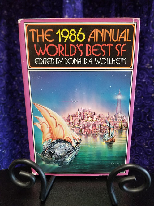1986 Annual World's Best SF Anthology