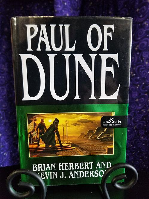 Paul of Dune by Herbert/Anderson