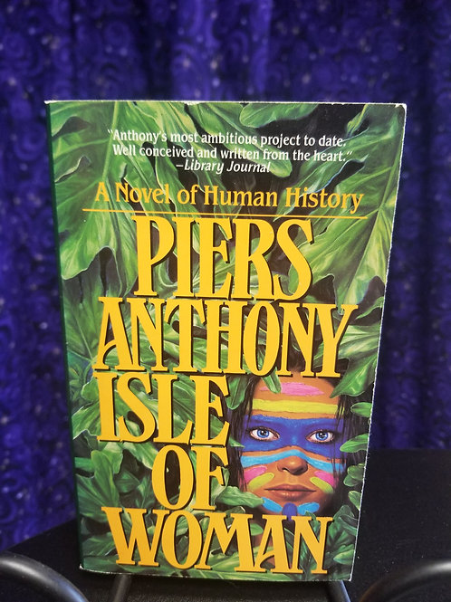 Isle of Woman by Piers Anthony