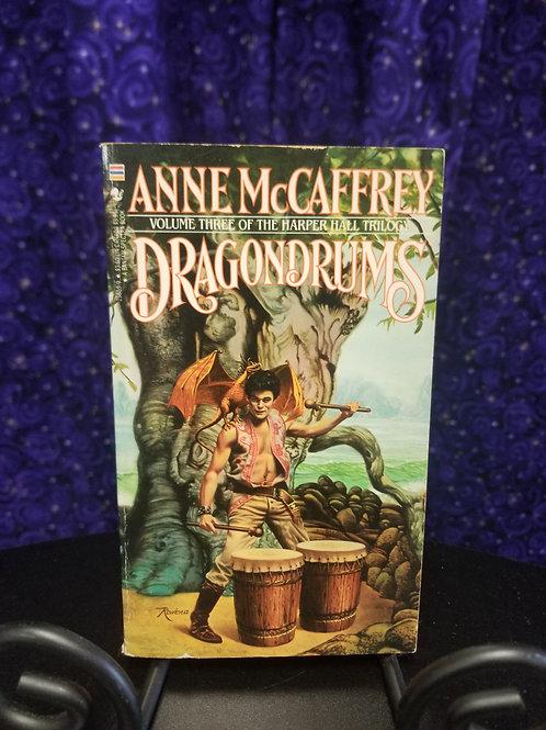 Dragon Drums by Anne McCaffrey