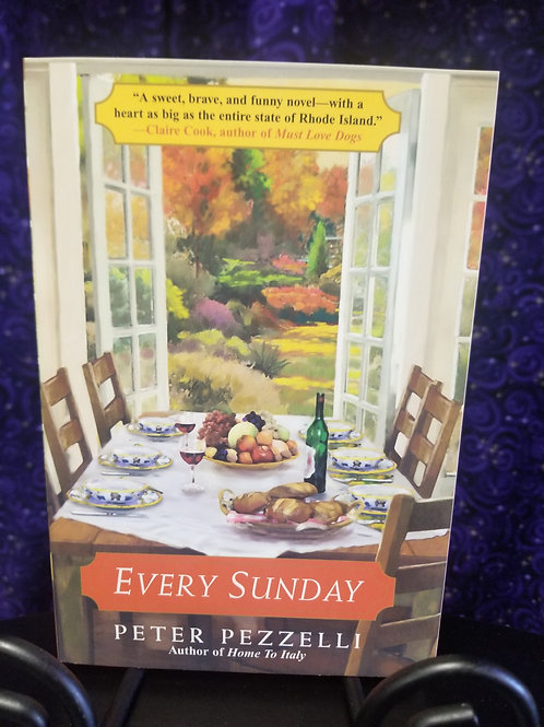 Every Sunday by Peter Pezelli