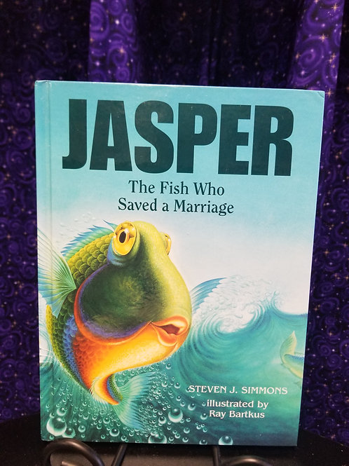 Jasper: The Fish Who Saved a Marriage