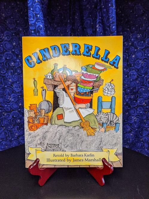 Cinderella retold by Barbara Karlin