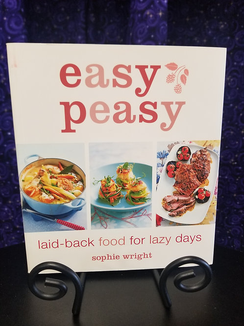 Easy-Peasy: Laid Back Food For Lazy Days