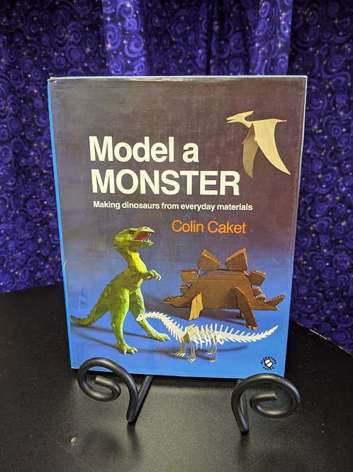 Model a Monster: Making Dinosaurs from Everyday Materials