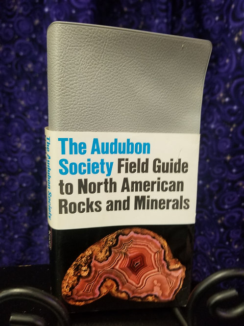 Audubon Society Field Guide to N. American Rocks & Minerals
