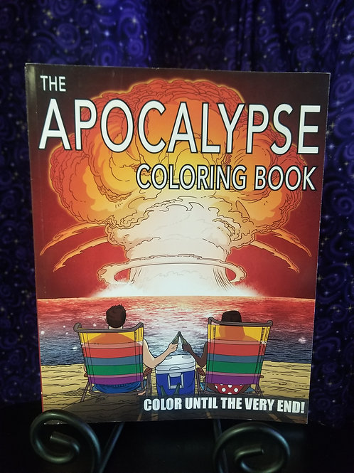 Apocalypse Coloring Book