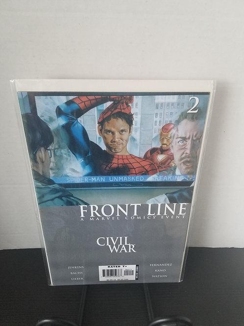 Front Line Civil War #2