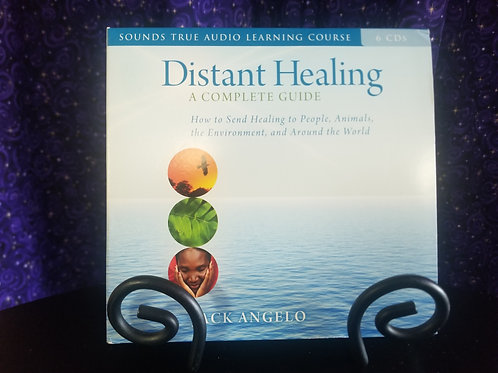 Distant Healing: How to Send Healing to People, Animals, the Environment