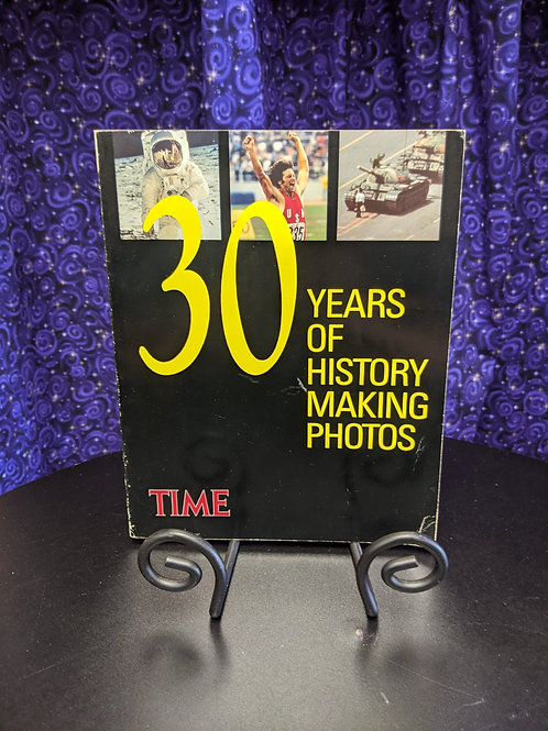 30 years of History Making Photos from TIME