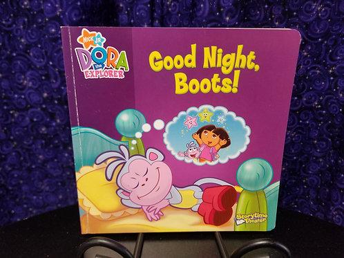 Dora the Explorer: Good Night, Boots