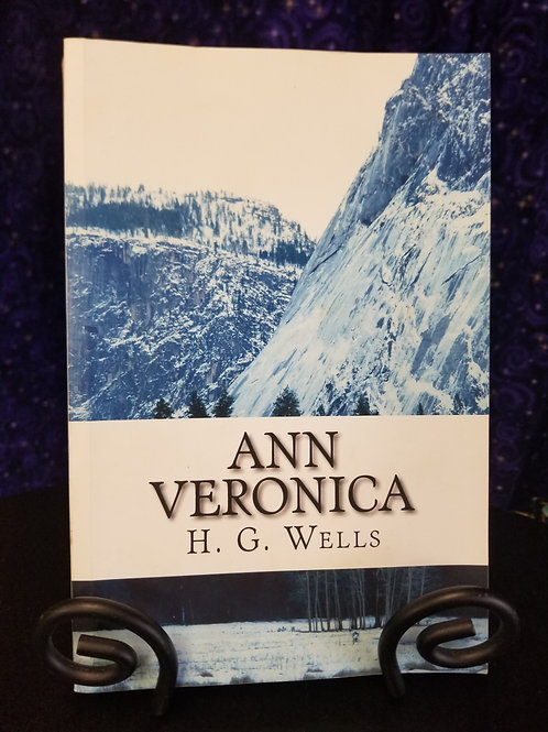 Ann Veronica by H.G. Wells