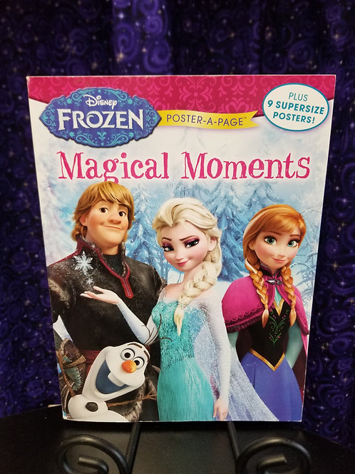 Disney Frozen Poster Book