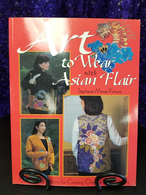Art to Wear With Asian Flair