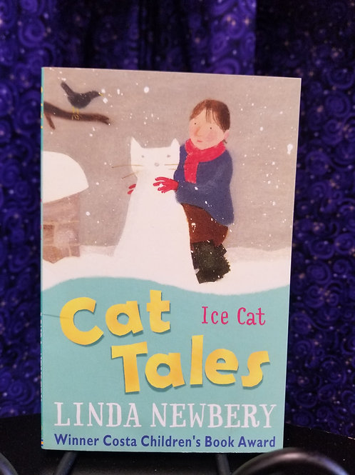 Cat Tales by Linda Newbery