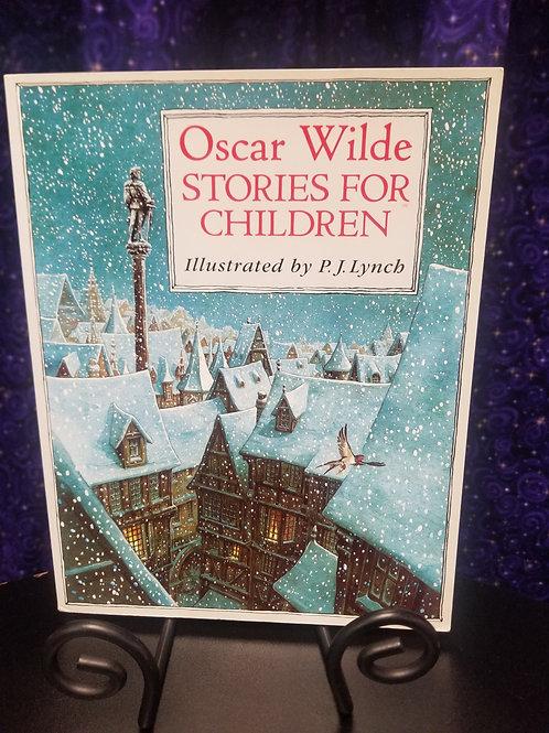 Oscar Wilde  Illustrated Stories For Children