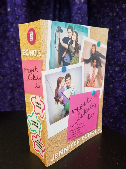 Most Likely Too 3 Book Omnibus by Jennifer Echols