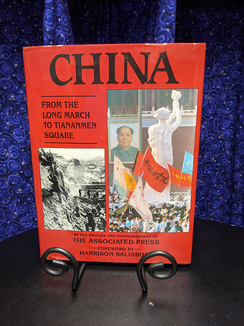 China: From the Long March to Tiananmen Square