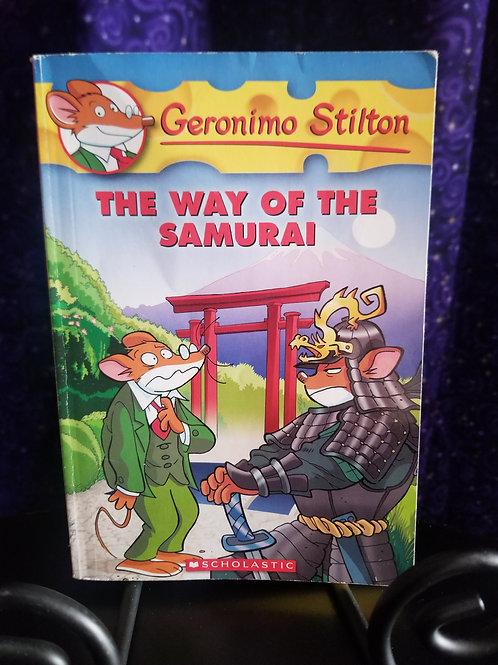 Geronimo Stilton:  The Way of the Samurai