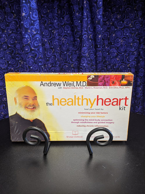 Andrew Weil, M.D: The Healthy Heart Kit