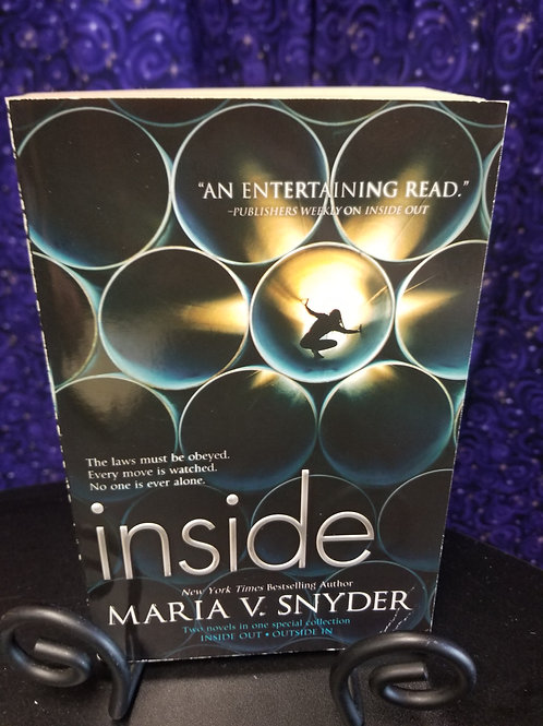 Insiders Series Ommibus by Maria V. Snyder