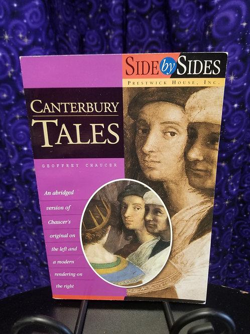 Canterbury Tales by Geoffrey Chaucer