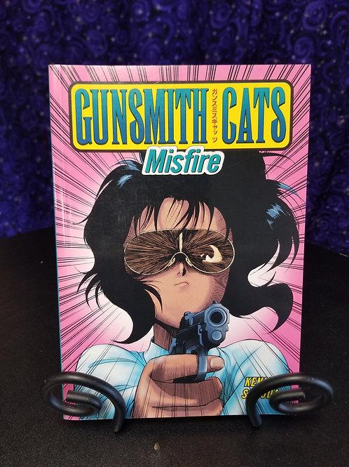 Gunsmith Cats: Misfire