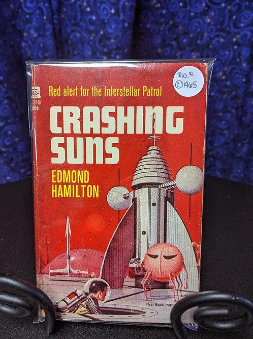 Crashing Suns by Edmond Hamilton