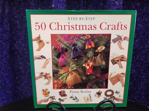 50 Christmas Crafts by Penny Boylan