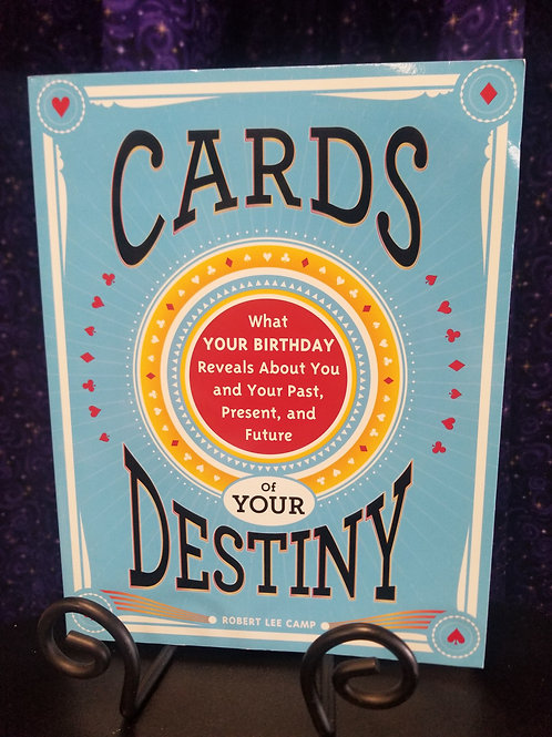 Cards of Your Destiny: What Your Birthday Reveals About You