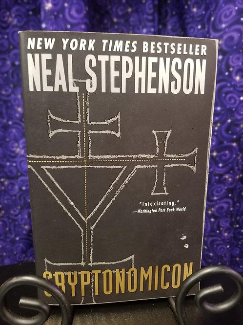 Cryptonomicon by Neal Stephenson