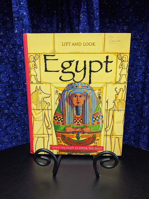 Egypt: A Lift and Look Book