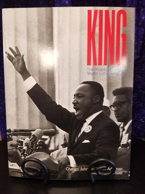 King: A Photobiography of Martin Luther King, Jr
