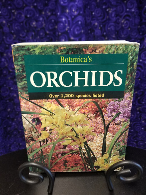 Botanica's Orchids: 1200 Species