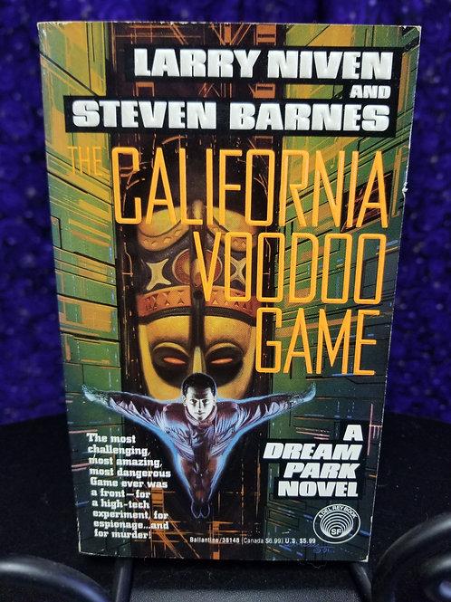 California Voodoo Game by Niven/Barnes