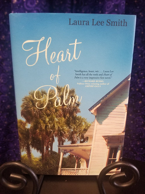 Heart of Palm by Laura Lee Smith