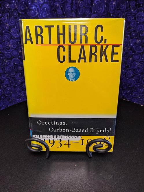 Greetings, Cabon-Based Bipeds! by Arthur C. Clarke