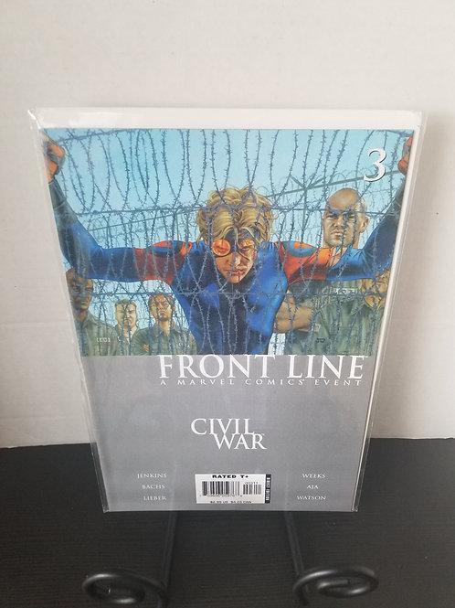Front Line Civil War #3