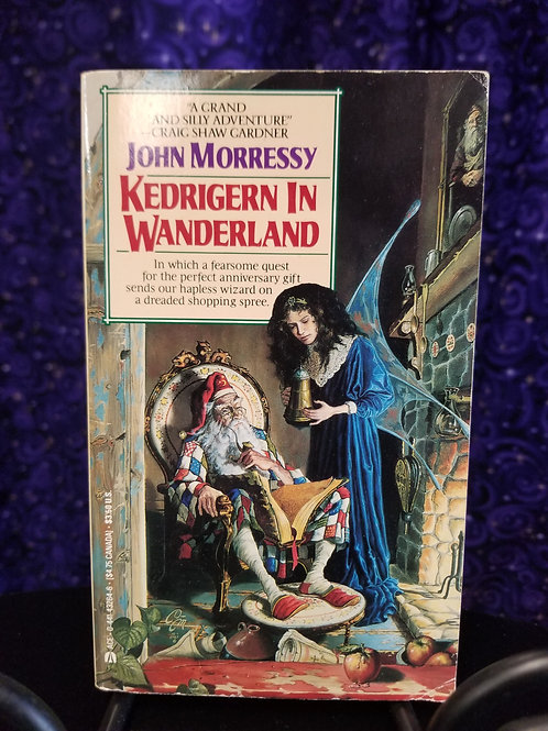 Kedrigern in Wanderland by John Morressy