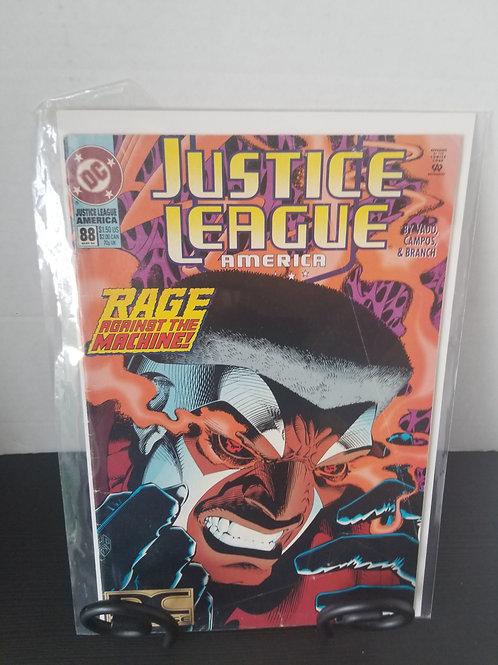 Justice League America #88