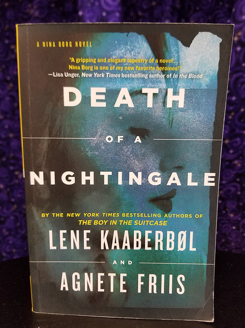 Death of a Nightingale by Kaaberbol/Friis
